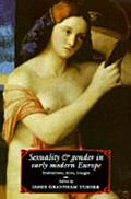 Sexuality and Gender in Early Modern Europe Institutions, Texts, Images