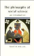 Philosophy of Social Science An Introduction