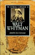 Cambridge Companion to Walt Whitman