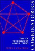 Combinatorics:topics,tech.,algorithms