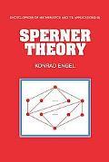Sperner Theory