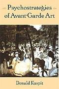 Psychostrategies of Avant-Garde Art