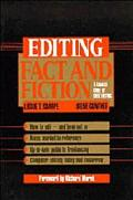 Editing Fact and Fiction A Concise Guide to Book Editing