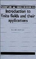 Introduction to Finite Fields and Their Applications