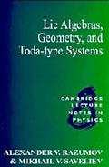 Lie Algebras, Geometry, and Toda-Type Systems