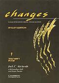Changes 1 Teacher's Book Italian Ita