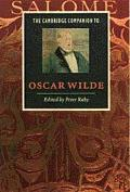 Cambridge Companion to Oscar Wilde