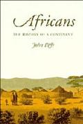 Africans The History of a Continent