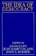 Idea of Democracy