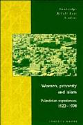Women, Property and Islam Palestinian Experiences, 1920-1990