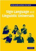 Sign Language and Linguistics Universals