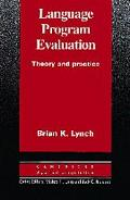Language Program Evaluation Theory and Practice