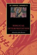 Cambridge Companion to Biblical Interpretation