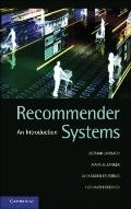 Recommender Systems : An Introduction