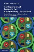 Separation of Powers in Contemporary