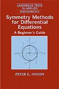 Symmetry Methods for Differential Equations A Beginner's Guide