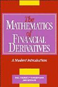 Mathematics of Financial Derivatives A Student Introduction