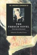 Cambridge Companion to the French Novel From 1800 to the Present