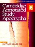 Nrsv Cambridge Annotated Study Apocrypha