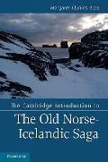 Cambridge Introduction to the Old Norse-Icelandic Saga