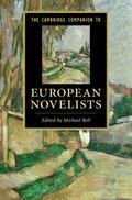 Cambridge Companion to European Novelists