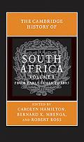 The Cambridge History of South Africa: Volume 1, From Early Times to 1885