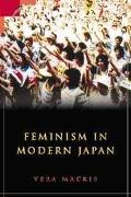 Feminism in Modern Japan Citizenship, Embodiment, and Sexuality