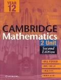 Cambridge 2 Unit Mathematics Year 12