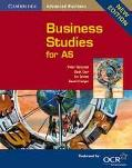 Business Studies For As Ocr