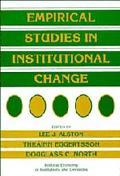 Empirical Studies in Internatl.change