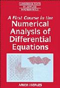 First Course in the Numerical Analysis of Differential Equations