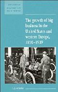 Growth of Big Business in the United States and Western Europe, 1850-1939