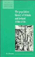 Population History of Britain and Ireland 1500-1750