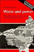 Water and Power The Politics of a Scarce Resource in the Jordan River Basin