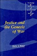 Justice and the Genesis of War