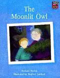 Moonlit Owl - Richard Brown - Paperback