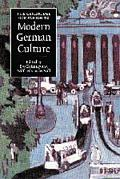 Cambridge Companion to Modern German Culture