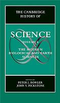 The Cambridge History of Science: Volume 6, Modern Life and Earth Sciences
