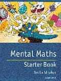Mental Maths Starter Book