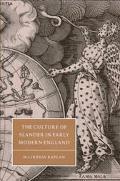 Culture of Slander in Early Modern England