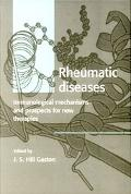 Rheumatic Diseases Immunological Mechanisms and Prospects for New Therapies