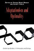 Adaptationism and Optimality