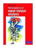 Economics of Input-Output Analysis