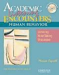 Academic Listening Encounters Human Behavior Listening, Note Taking, And Discussion