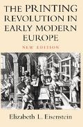 Printing Revolution Early Modern Europe