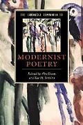 Cambridge Companion to Modernist Poetry