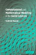 Computational And Mathematical Modeling In Social Sciences