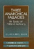 Three Anarchical Fallacies An Essay on Political Authority