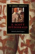 Cambridge Companion to F. Scott Fitzgerald
