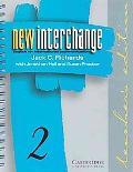 New Interchange English for International Communication 2  New Interchange Teacher's Edition